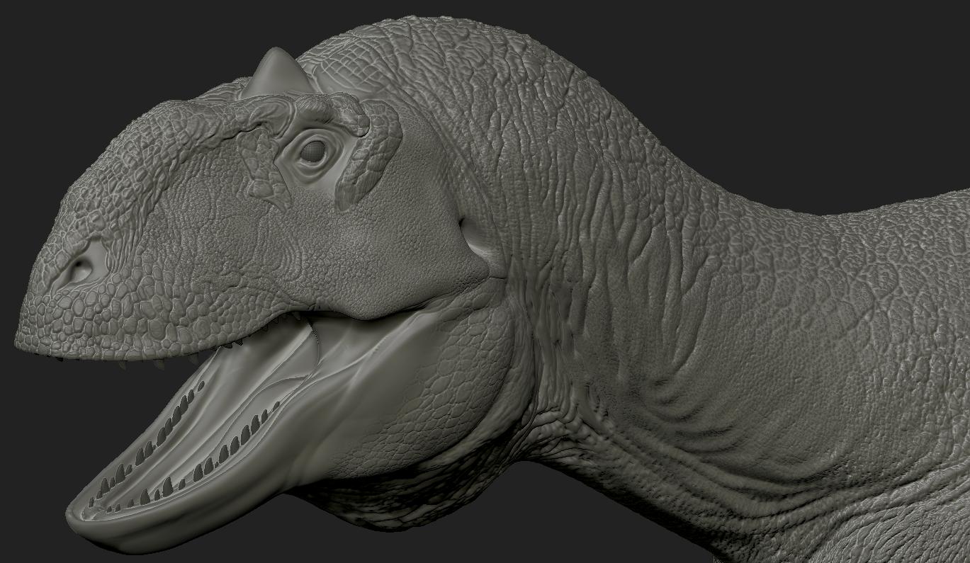 Majungasaurus-2019-12-24-9